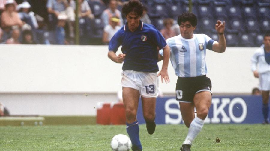 Nando De Napoli, dal Super Santos alla semifinale conDiego