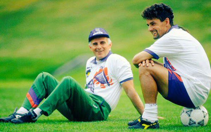 """Roberto Baggio '97: """"Sacchi, non ti sopportopiù""""."""